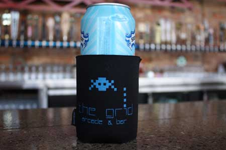 The Grid coozie